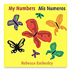 My Numbers/Mis Numeros  Bilingual Board Book by Rebecca Emberly (English/Spanish)