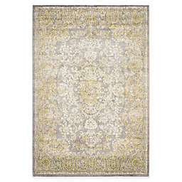 Safavieh Passion Corin 4-Foot x 5-Foot 7-Inch Area Rug in Grey/Green