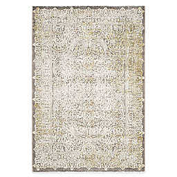 Safavieh Passion Dromio 4-Foot x 5-Foot 7-Inch Area Rug in Grey/Green