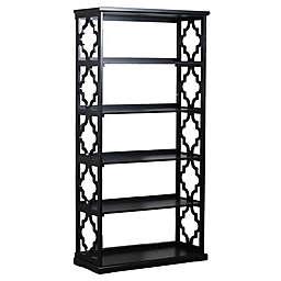 Turner Bookcase in Black