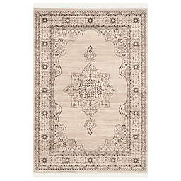 Safavieh Serenity Toby 5-Foot 1-Inch x 7-Foot Area Rug in Cream/Gold
