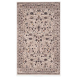 Safavieh Serenity Collection Licata 3-Foot 6-Inch x 5-Foot 6-Inch Area Rug in Cream/Brown
