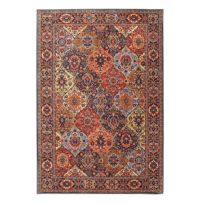 Alternate image 1 for Karastan Spice Marker Levant 9-Foot 6-Inch x 12-Foot 11-Inch Multicolor Area Rug