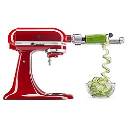 KitchenAid® 7-Blade Spiralizer Plus with Peel Core and Slice Attachment
