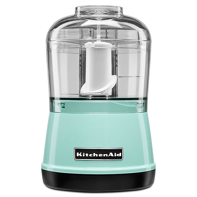 Kitchenaid 174 3 5 Cup 2 Speed Food Processor In Ice Bed