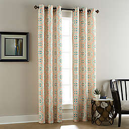 Nanshing Gia 2-Pack 84-Inch Grommet Window Curtain Panels