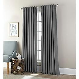 Nanshing® Trish Back Tab Semi-Sheer Window Curtain Panel