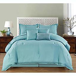Nanshing Milana 7-Piece Reversible Comforter Set
