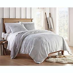 Nanshing Abbey Faux Fur 3-Piece Reversible Comforter Set