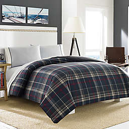 Nautica® Booker Comforter Set in Charcoal