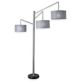 Adesso Wellington Arc Lamp