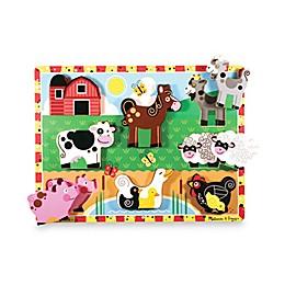 Melissa & Doug® Chunky Farm Puzzle
