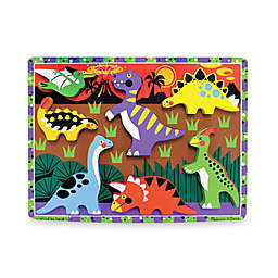 Melissa & Doug® Chunky Dinosaur Puzzle