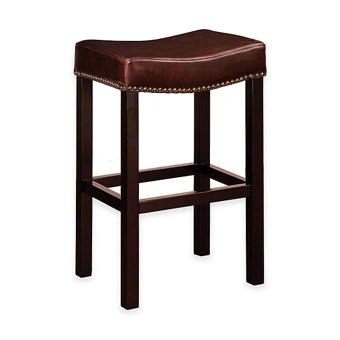 Alternate image 1 for Amy 30-Inch Backless Stationary Bar Stool