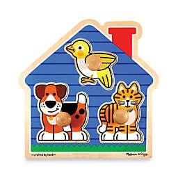 Melissa & Doug® Pets Puzzle