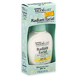 Harmon® Face Values™ 4 oz.  Radiant Facial Moisturizing Lotion SPF 15