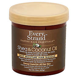 Every Strand 15 oz. Deep Moisture Hair Masque with Shea Butter and Coconut Oil
