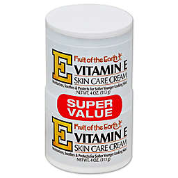 Fruit of the Earth® 2-Count 4 oz. Vitamin E Skin Care Cream