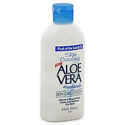 Fruit of the Earth® 4 oz. Aloe Vera Skin Cooling Lotion