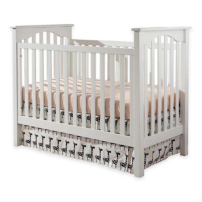 Westwood Design Wyatt Cottage Crib In White Bed Bath Beyond