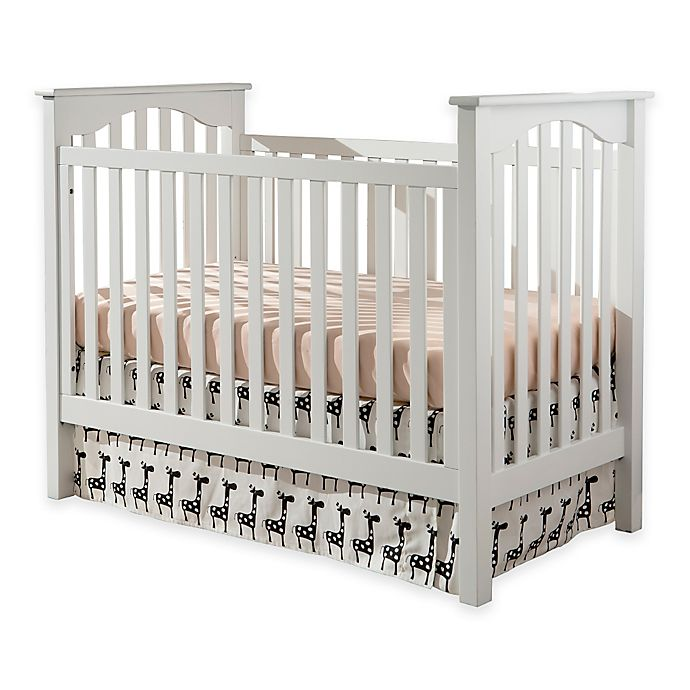 Alternate image 1 for Westwood Design Wyatt Cottage Crib in White