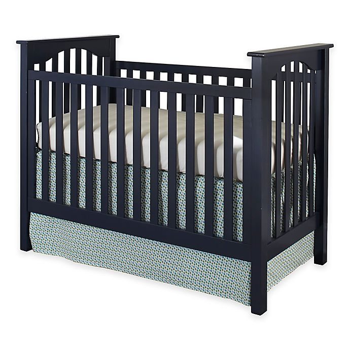 Westwood Design Wyatt Cottage Crib In Navy Bed Bath Amp Beyond