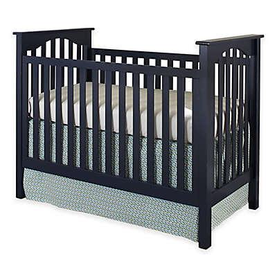Westwood Design Wyatt Cottage Crib in Navy