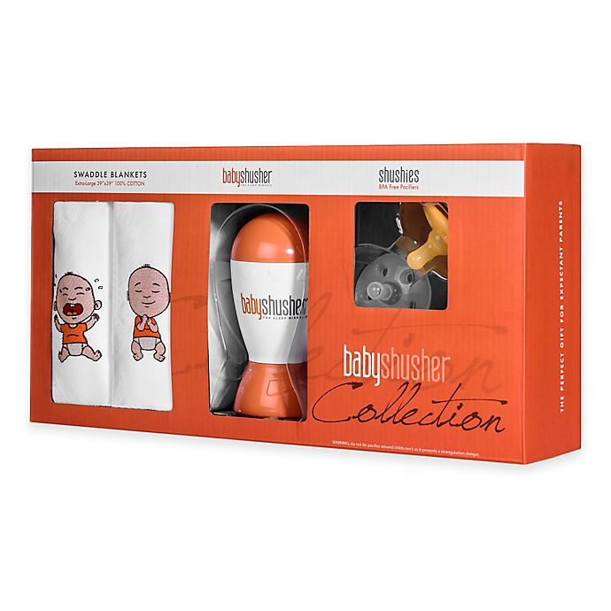 Alternate image 1 for Baby Shusher Collection Gift Set