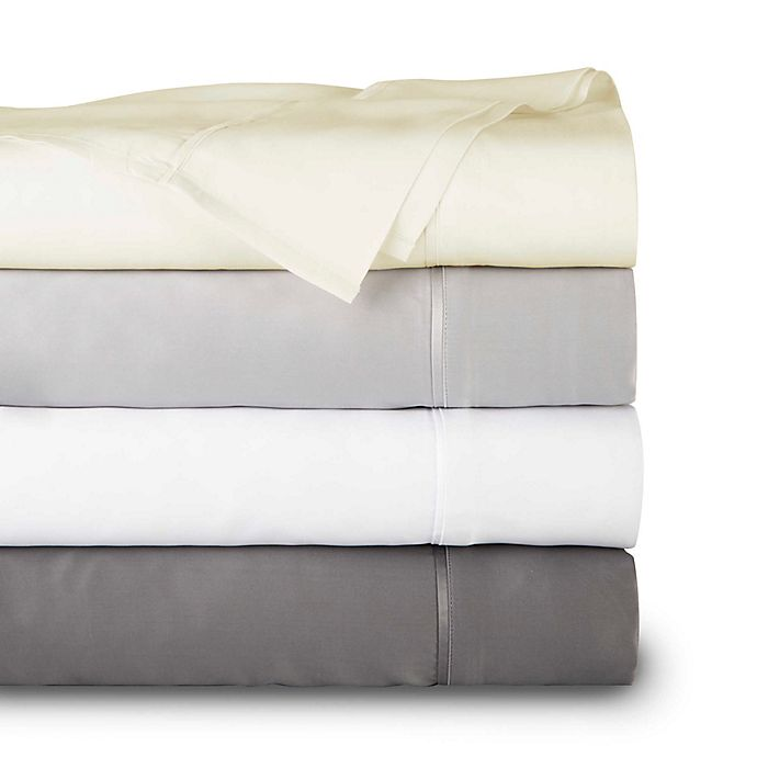 Alternate image 1 for Natural Bamboo 350-Thread-Count Sheet Collection