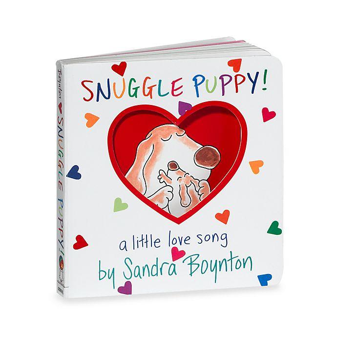 Alternate image 1 for Snuggle Puppy Board Book by Sandra Boynton