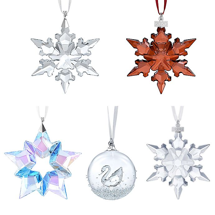 Alternate image 1 for Swarovski® Christmas Ornament Collection