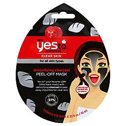 yes to® tomatoes Detoxifying Charcoal Peel-Off Mask