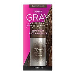 Gray Away 1.5 oz. Temporary Root Color Spray in Black/Dark Brown