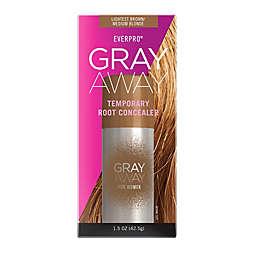 Gray Away 1.5 oz. Temporary Root Color Spray in Brown/Medium Blonde