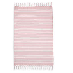 Linum Home Textiles Ephesus Striped Pestemal Beach Towels