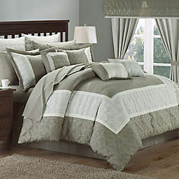 Chic Home Ariane 25-Piece Comforter Set