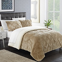 Chic Home Aurelia 2-Piece Twin XL Comforter Set