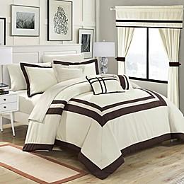 Chic Home Bertran 20-Piece Comforter Set
