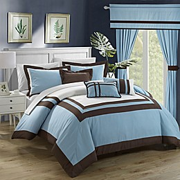 Chic Home Bertran 20-Piece Comforter Set