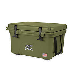 Orca Ice Retention Cooler in Green