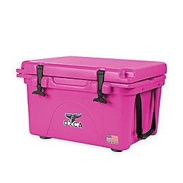 Orca Ice Retention Cooler in Pink