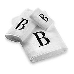 Avanti Monogram Bath Towel