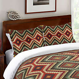 Laural Home® Country Mood Navajo-Inspired Comforter in Red