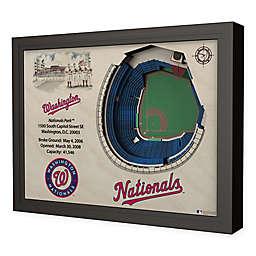 MLB Washington Nationals Stadium Views Wall Art