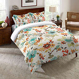 Laural Home® Nature's Palette Comforter in Ivory