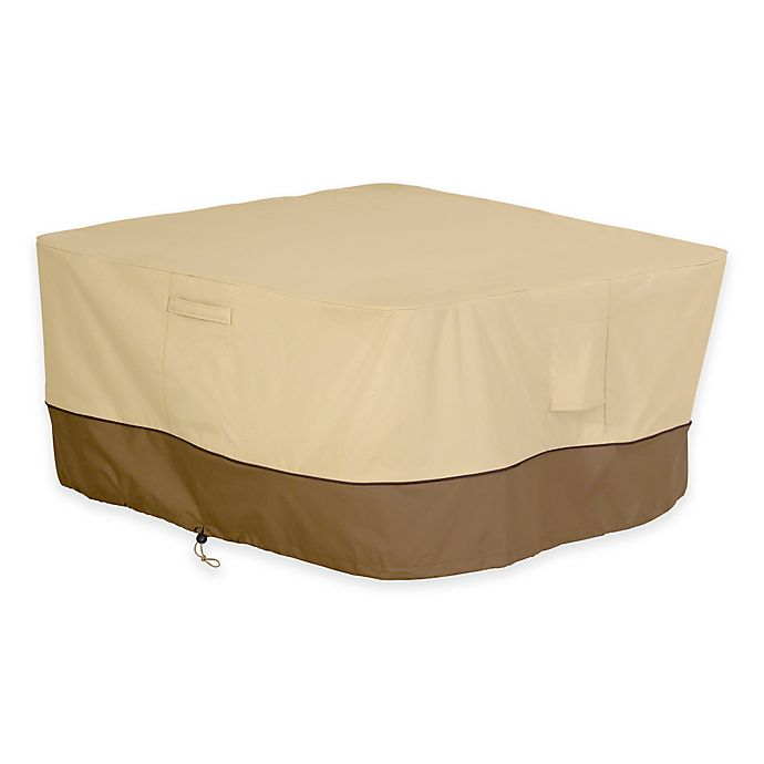 Alternate image 1 for Classic Accessories® Veranda Firepit Table Cover