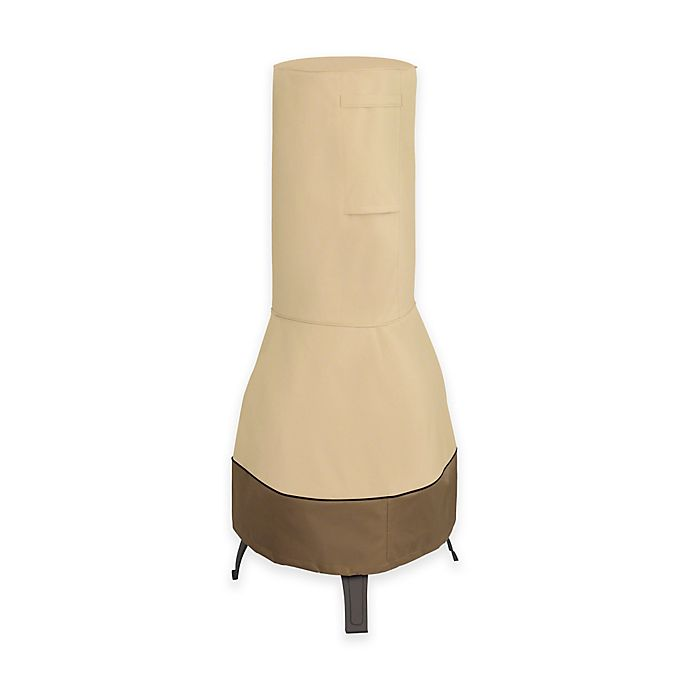 Alternate image 1 for Classic Accessories® Veranda Chimenea Cover