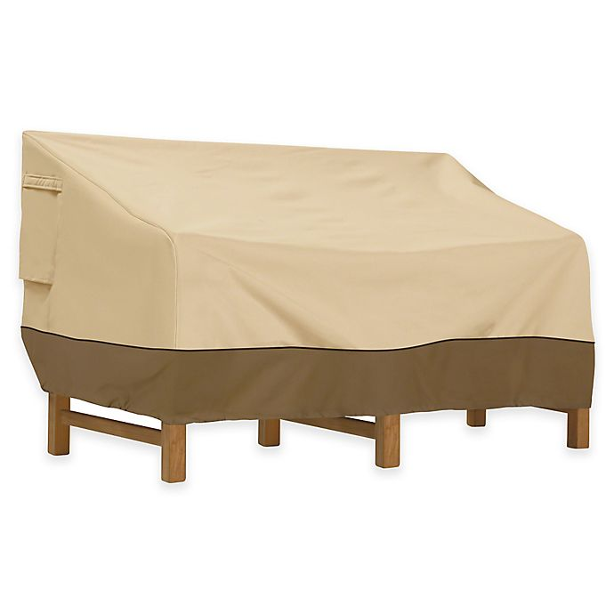 Alternate image 1 for Classic Accessories® Veranda Outdoor Loveseat Cover