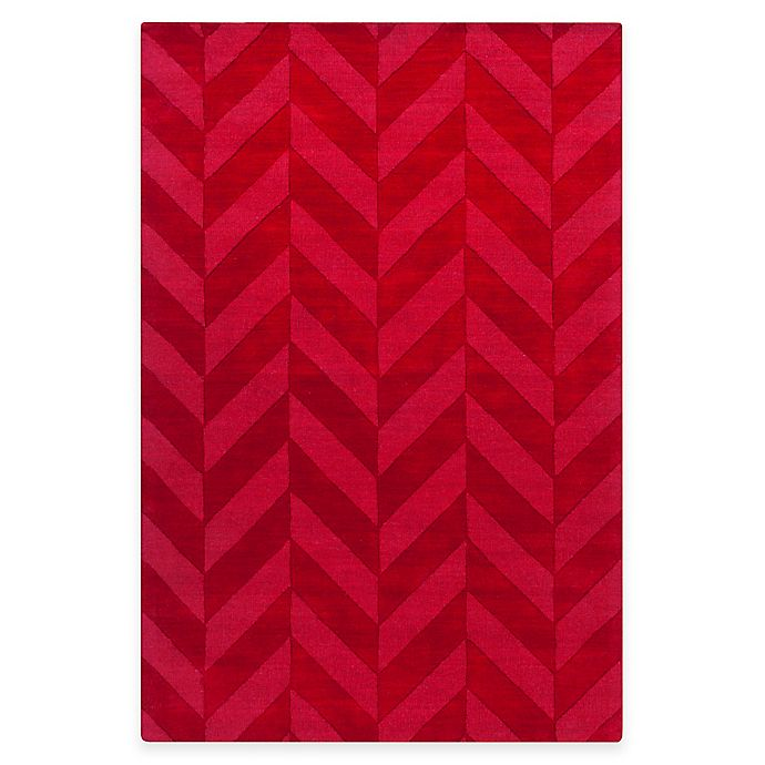 Alternate image 1 for Artistic Weavers Central Park Carrie 5-Foot x 7-Foot 6-Inch Area Rug in Red