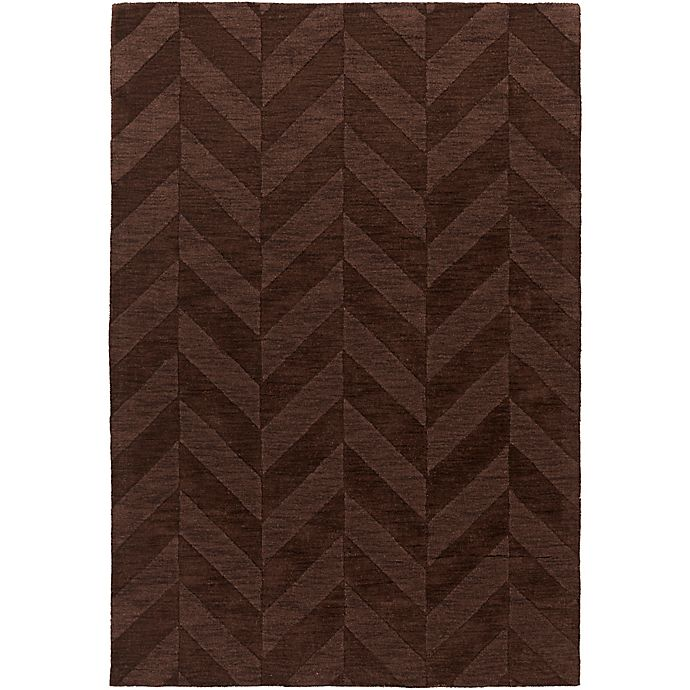 Alternate image 1 for Artistic Weavers Central Park Carrie 6-Foot x 9-Foot Area Rug in Brown